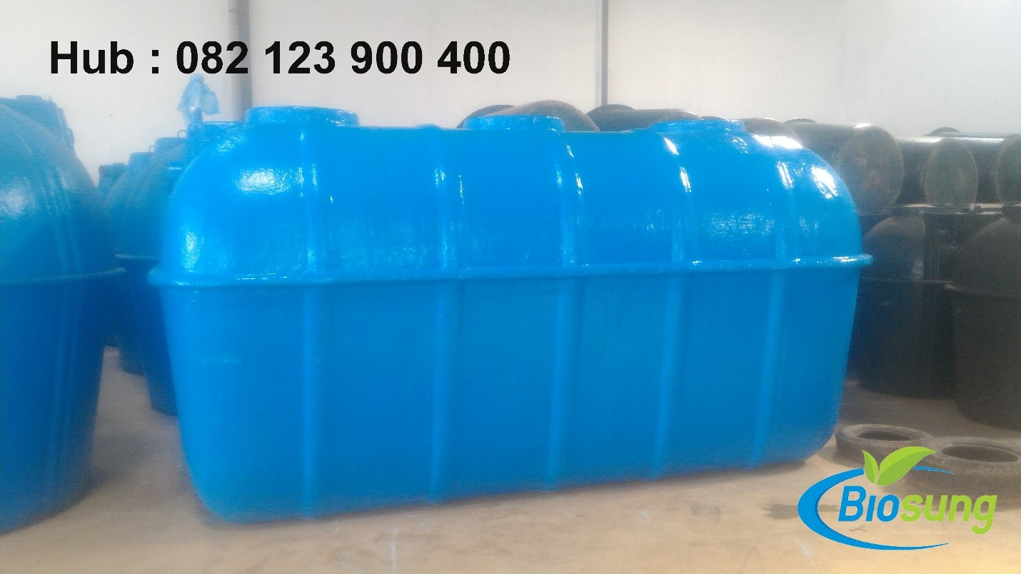 Septic Tank Biotech Type RC 10Septic Tank Biotech Type RC 10