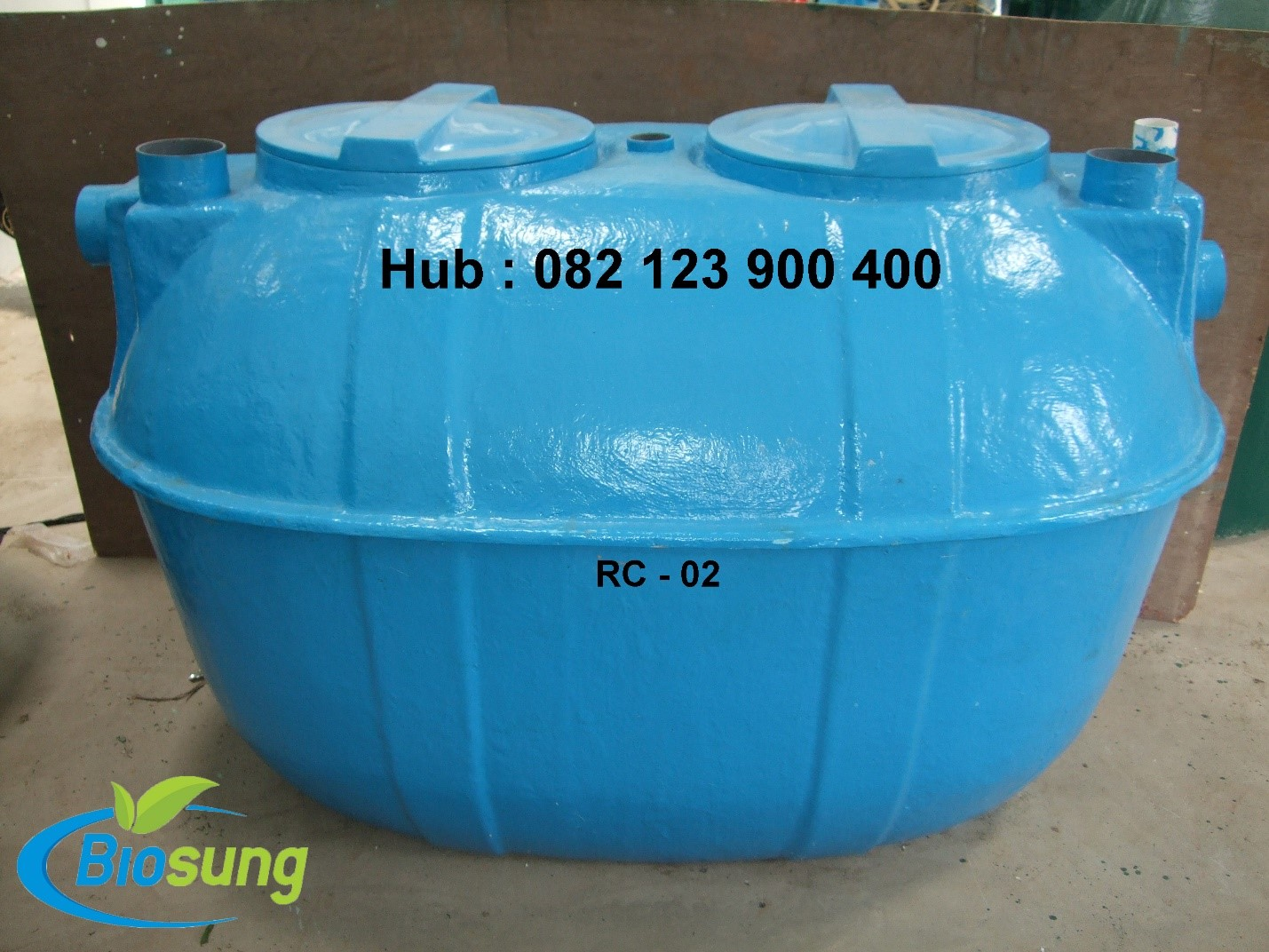 Septic Tank Biotech Type RC 02