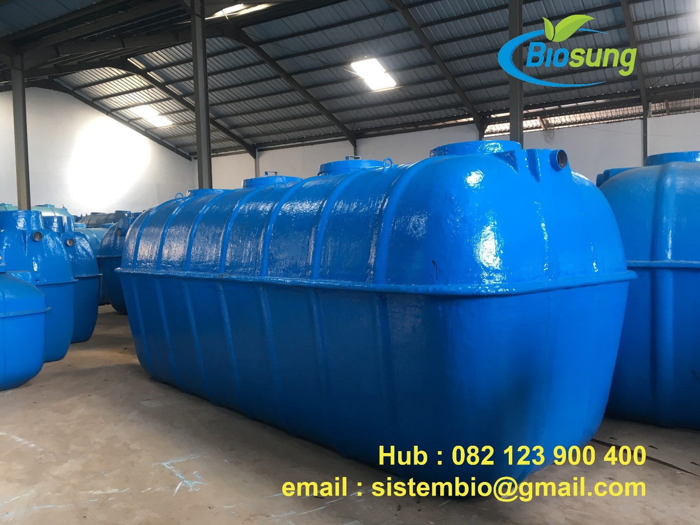 Septic Tank Biotech Type RC 20