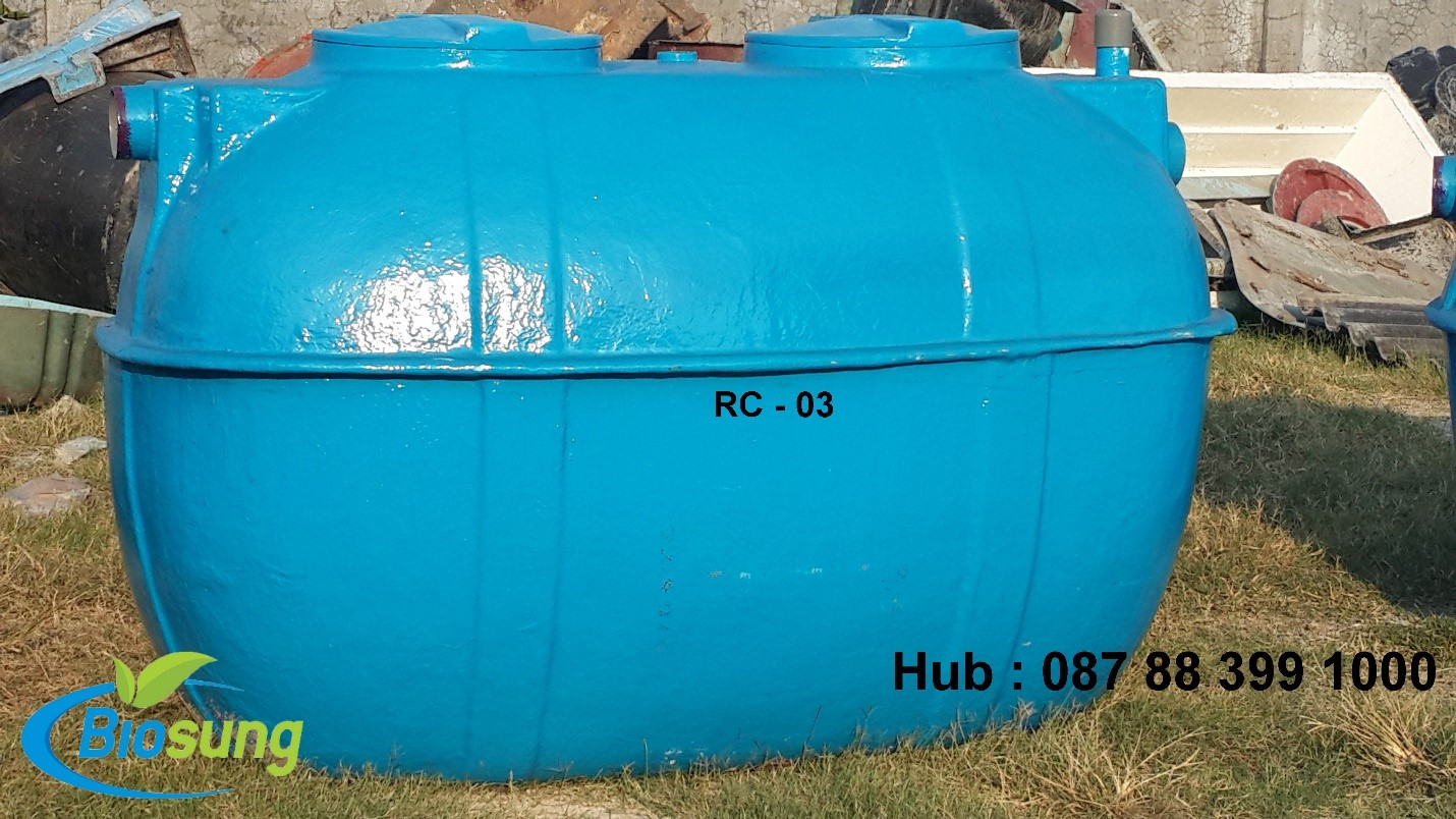 Septic Tank Biotech Type RC 03