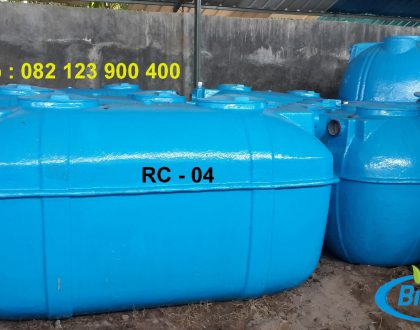 Septic Tank Biotech Type RC 04