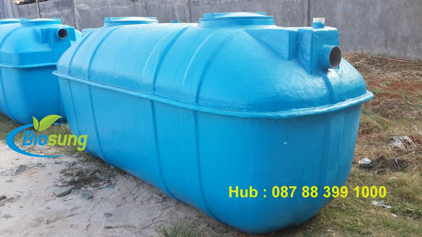 Septic Tank Biotech Type RC 05