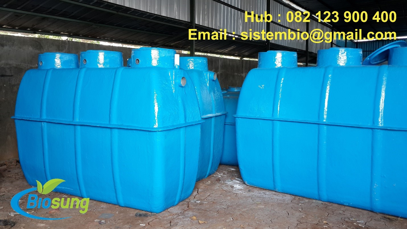 Septic Tank Biotech Type RC 06