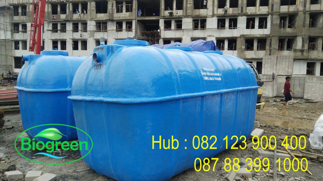 Bio Septic Tank 20m3